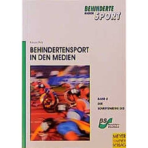 Oliver Kauer - Behindertensport in den Medien (Behinderte machen Sport) - Preis vom 26.07.2021 04:48:14 h