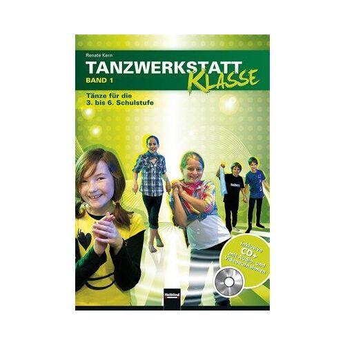 Renate Kern - Tanzwerkstatt Klasse (CD) - Preis vom 23.10.2021 04:56:07 h