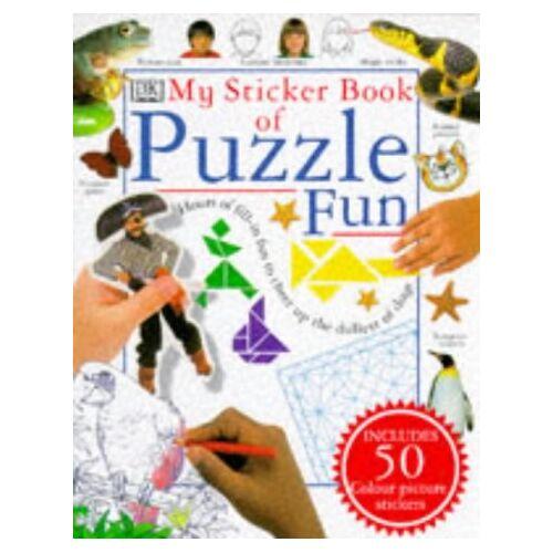 - My Sticker Book of Puzzle Fun (Sticker Fun) - Preis vom 26.07.2021 04:48:14 h