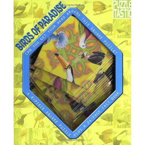 David Alderton - Birds of Paradise (Puzzletastics S.) - Preis vom 17.10.2021 04:57:31 h