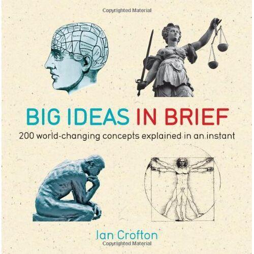 Ian Crofton - Big Ideas in Brief - Preis vom 22.07.2021 04:48:11 h