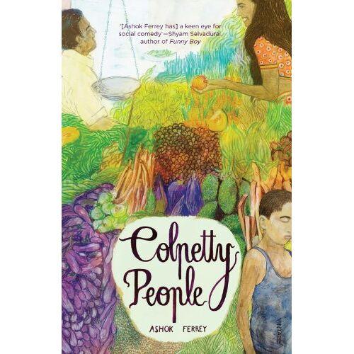 Ashok Ferrey - COLPETTY PEOPLE [Paperback] Ashok Ferrey - Preis vom 21.06.2021 04:48:19 h