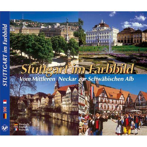 Robert Knöll - Stuttgart und das Neckartal - Preis vom 15.06.2021 04:47:52 h