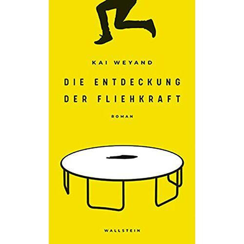Kai Weyand - Die Entdeckung der Fliehkraft: Roman - Preis vom 19.06.2021 04:48:54 h