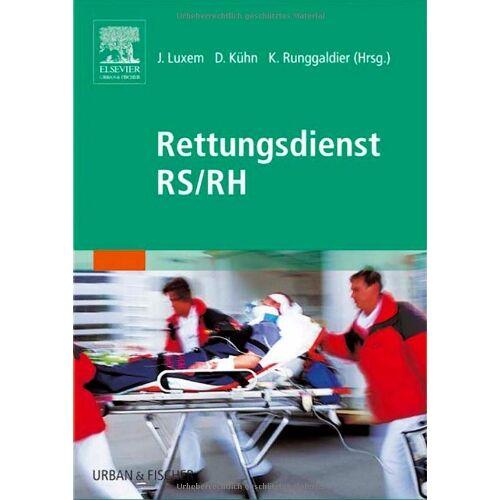 Jürgen Luxem - Rettungsdienst RS/ RH - Preis vom 01.08.2021 04:46:09 h