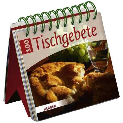 Elisabeth Mittnacht - 100 Tischgebete - Preis vom 14.06.2021 04:47:09 h