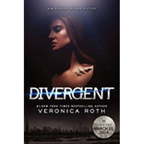 Veronica Roth - Divergent (Divergent Trilogy, Band 1) - Preis vom 23.10.2021 04:56:07 h