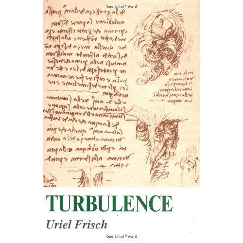 Uriel Frisch - Turbulence: The Legacy of A. N. Kolmogorov - Preis vom 18.06.2021 04:47:54 h