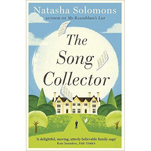 Natasha Solomons - The Song Collector - Preis vom 28.07.2021 04:47:08 h