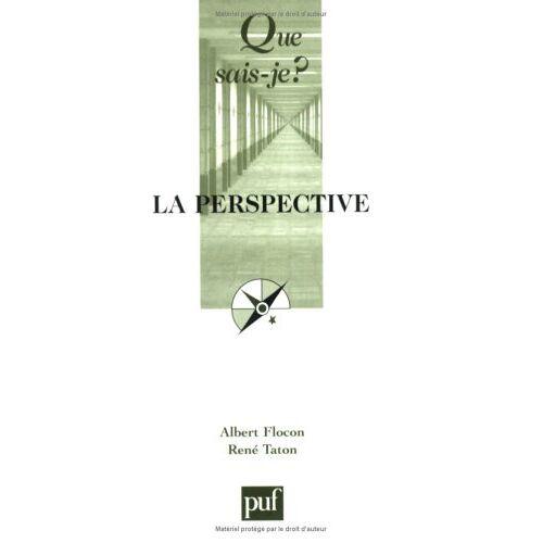 Albert Flocon - La perspective (Que Sais-Je ?) - Preis vom 15.06.2021 04:47:52 h