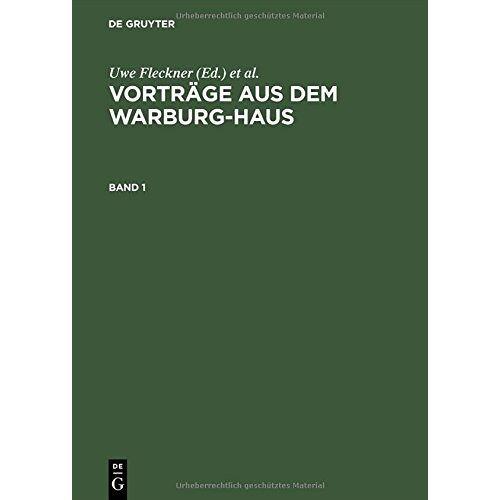 Jürgen Habermas - Vorträge aus dem Warburg-Haus. Band 1 - Preis vom 21.06.2021 04:48:19 h