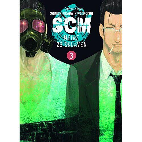 Hiroto Oishi - SCM - Meine 23 Sklaven: Bd. 3 - Preis vom 20.06.2021 04:47:58 h