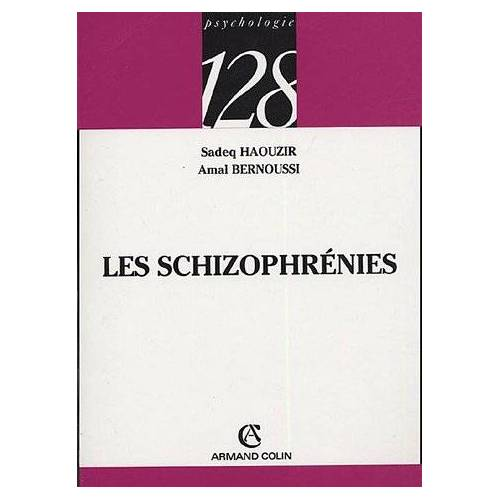 Amal Bernoussi - Les schizophrénies (128) - Preis vom 30.07.2021 04:46:10 h