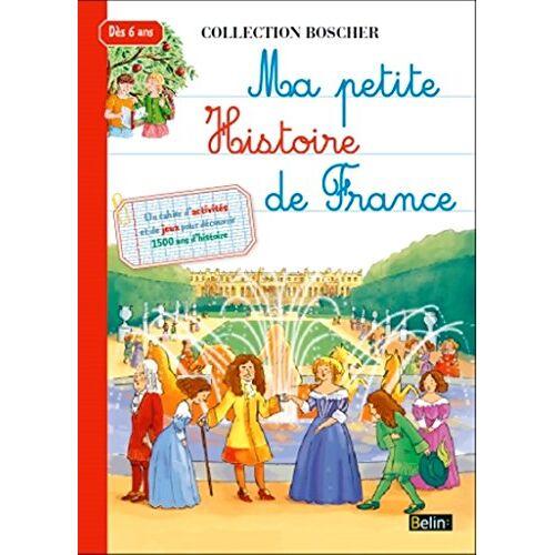 Marianne Hubac - Ma petite Histoire de France - Preis vom 12.06.2021 04:48:00 h