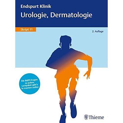 - Endspurt Klinik Skript 11: Urologie, Dermatologie - Preis vom 19.06.2021 04:48:54 h