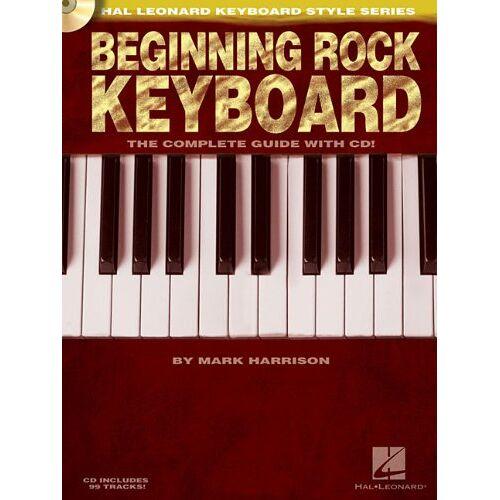 Various - Hal Leonard Keyboard Style Beginning Rock Keyboard Book/Cd - Preis vom 22.06.2021 04:48:15 h