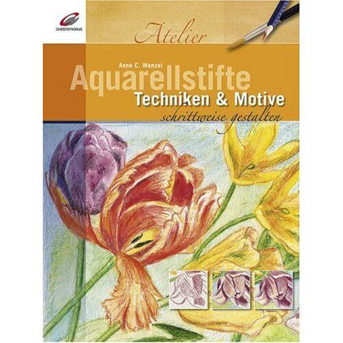 Wenzel, Anne C. - Aquarellstifte - Preis vom 18.06.2021 04:47:54 h