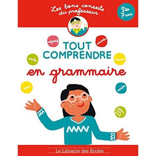 Elisabeth Spiering - Les bons Conseils - Tout comprendre en grammaire - Preis vom 14.10.2021 04:57:22 h