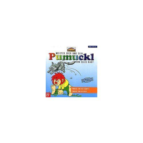 Ellis Kaut - Der Meister Eder und sein Pumuckl, Folge.27: Pumuckl und der Schmutz / Pumuckl und die Katze - Preis vom 17.06.2021 04:48:08 h
