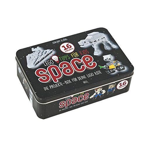 Joachim Klang - LEGO Tipps für Kids Space - Die Box: Coole Projekte für Deine LEGO Kiste - Preis vom 15.06.2021 04:47:52 h