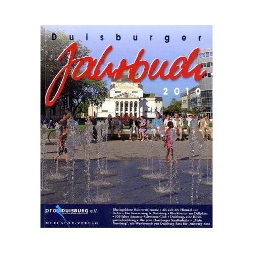 - Duisburger Jahrbuch 2010 - Preis vom 12.06.2021 04:48:00 h