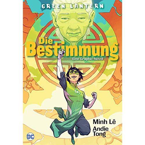 Minh Lê - Green Lantern: Die Bestimmung - Preis vom 19.06.2021 04:48:54 h