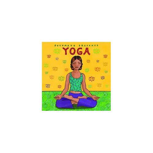- Putumayo Yoga Cd (Barefoot) - Preis vom 15.10.2021 04:56:39 h