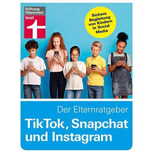 @ dieserdad - TikTok, Snapchat und Instagram - Der Elternratgeber: Sichere Begleitung von Kindern in Social Media (Digitale Welt für Einsteiger) - Preis vom 17.06.2021 04:48:08 h