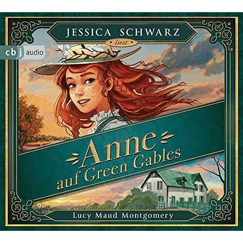 Montgomery, Lucy Maud - Anne auf Green Gables: Nostalgie für Kinder - Preis vom 13.10.2021 04:51:42 h