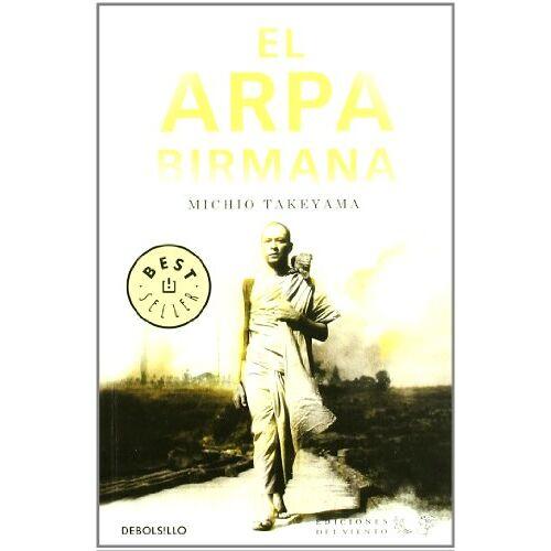 Michio Takeyama - El arpa birmana (BEST SELLER, Band 26200) - Preis vom 09.06.2021 04:47:15 h