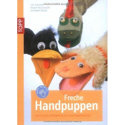 - Freche Handpuppen: Aus Socken, Strümpfen, Filz und Handschuhen - Preis vom 22.06.2021 04:48:15 h