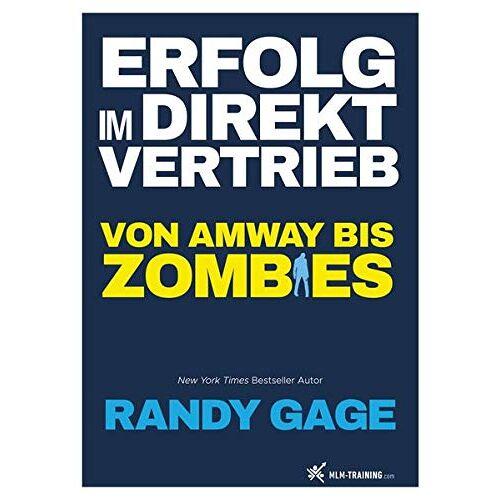 Randy Gage - Erfolg im Direktvertrieb: Von Amway bis zu den Zombies - Preis vom 22.07.2021 04:48:11 h