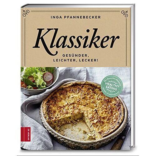 Inga Pfannebecker - Klassiker: Gesünder - leichter - lecker! - Preis vom 17.06.2021 04:48:08 h