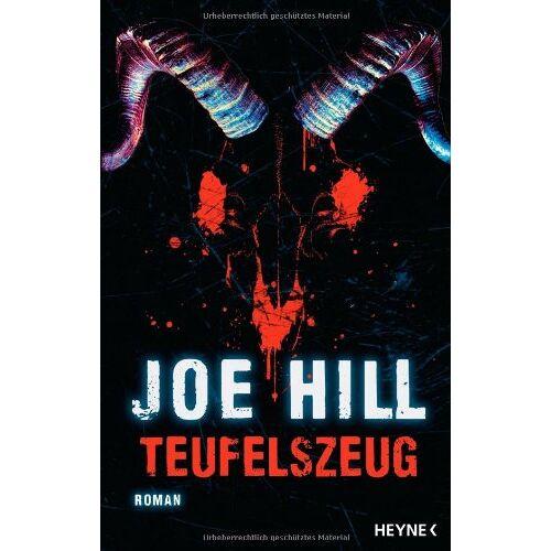 Joe Hill - Teufelszeug: Roman - Preis vom 15.06.2021 04:47:52 h