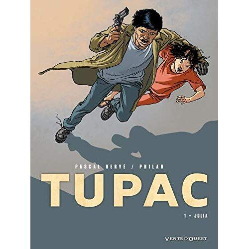 Pascal Hervé - Tupac - Tome 01: Julia (Tupac (1)) - Preis vom 18.06.2021 04:47:54 h