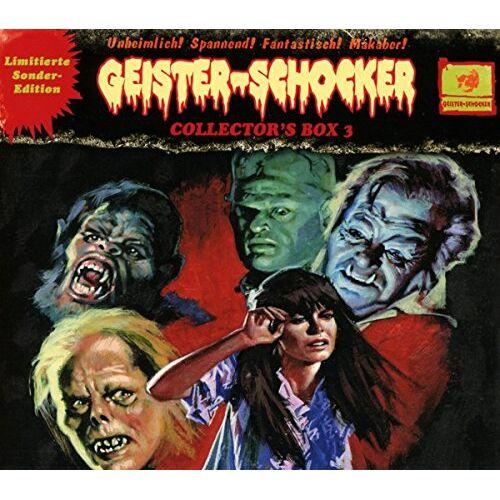 Geister-Schocker - Geister-Schocker Collector'S Box 3 (Folge 7-9) - Preis vom 14.06.2021 04:47:09 h