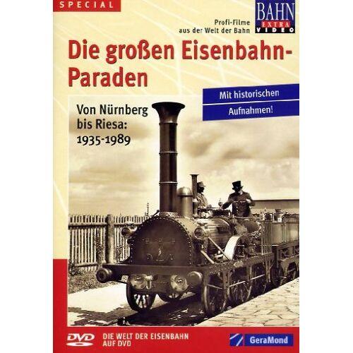 - Die großen Eisenbahn-Paraden - Preis vom 23.09.2021 04:56:55 h