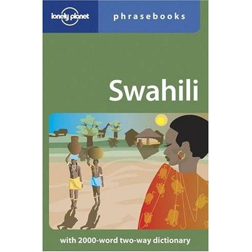 Martin Benjamin - Swahili Phrasebook (Lonely Planet Phrasebook: Swahiti) - Preis vom 13.09.2021 05:00:26 h
