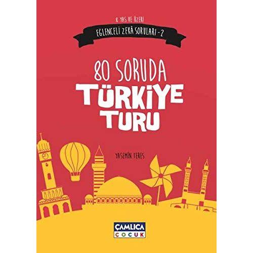 Yasemin Teres - 80 Soruda Turkiye Turu - Preis vom 15.06.2021 04:47:52 h