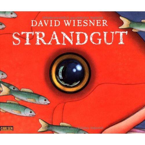 David Wiesner - Strandgut - Preis vom 11.06.2021 04:46:58 h