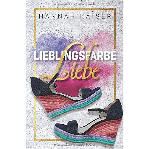 Hannah Kaiser - Lieblingsfarbe Liebe - Preis vom 20.06.2021 04:47:58 h