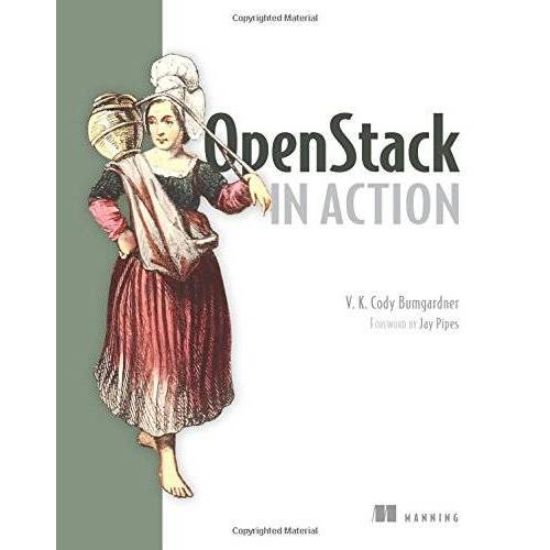 Bumgardner, V. M. Cody - OpenStack in Action - Preis vom 15.06.2021 04:47:52 h