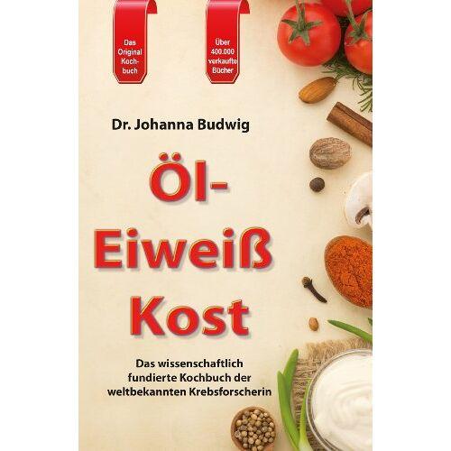 Johanna Budwig - Öl-Eiweiß-Kost - Preis vom 22.06.2021 04:48:15 h