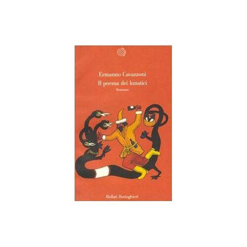 Ermanno Cavazzoni - Poema Dei Lunatici (Il) - Preis vom 29.07.2021 04:48:49 h