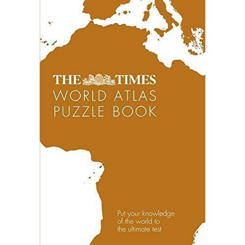 Gareth Moore - Moore, G: Times World Atlas Puzzle Book: Pit Your Wits Against the World's Leading Atlas Makers (The Times Puzzle Books) - Preis vom 23.09.2021 04:56:55 h