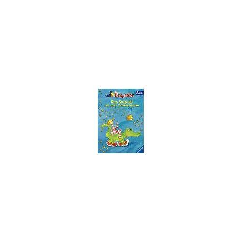 Tino - Leserabe. Das Krokodil mit den Turnschuhen. 2. Lesestufe, ab 2. Klasse (Leserabe - 2. Lesestufe) - Preis vom 19.06.2021 04:48:54 h