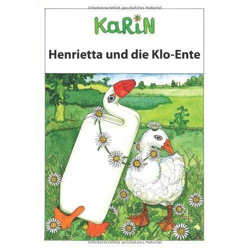 Karin Rinkenberger - Henrietta und die Kloente - Preis vom 11.06.2021 04:46:58 h