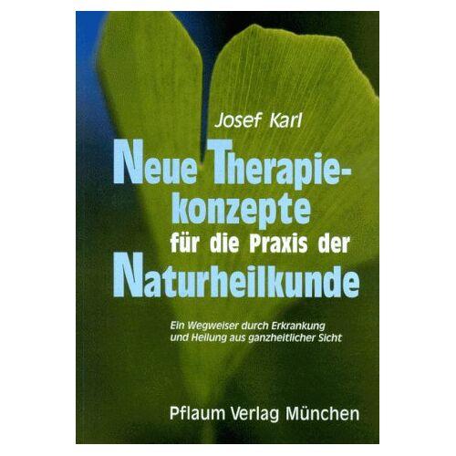 Josef Karl - Neue Therapiekonzepte für die Praxis der Naturheilkunde - Preis vom 17.09.2021 04:57:06 h