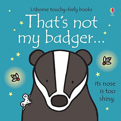 Fiona Watt - That's Not My Badger - Preis vom 24.07.2021 04:46:39 h
