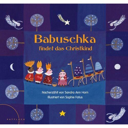 Horn, Sandra Ann - Babuschka findet das Christkind - Preis vom 14.06.2021 04:47:09 h